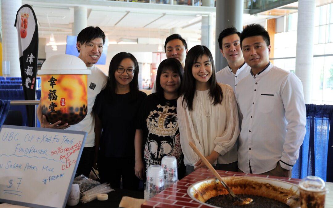 corporate catering xing fu tang